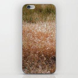 weedy reedy iPhone Skin