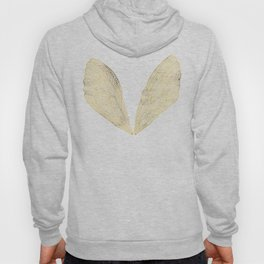 Cicada Wings in Gold Hoody