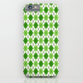 Happy St. Patrick's Day Pattern | Ireland Luck iPhone Case