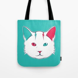 Zachary the Cat Tote Bag