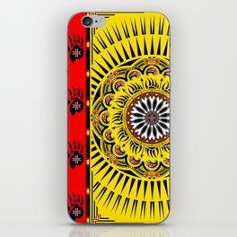 Sun Bear iPhone Skin