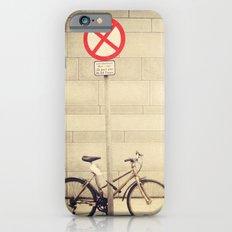 Parking lot iPhone 6s Slim Case