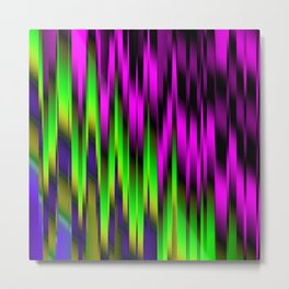 Abstract 302 QR Metal Print