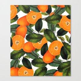 The Forbidden Orange #society6 #decor #buyart Canvas Print