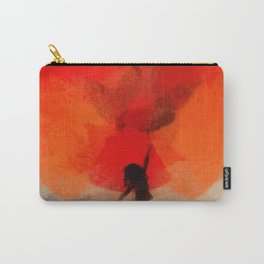 umbrellaliensunshine: atomicherry spring! Carry-All Pouch