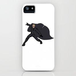 Wesker iPhone Case