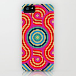 Cosmic Vibrations Within iPhone Case
