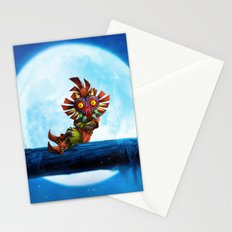 MASK OF MAJORA Stationery Cards