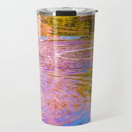 Psychedelic Tar Pit Travel Mug