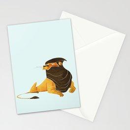 Lion 1 Stationery Cards