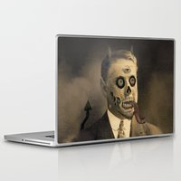satan Laptop & iPad Skins featuring Satan by Beery Method