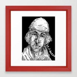 """""""Music Junkie"""" 2013 Framed Art Print"""