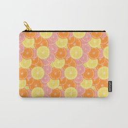 Citrus State of Mind Carry-All Pouch