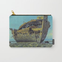 Shipwreck IV Carry-All Pouch