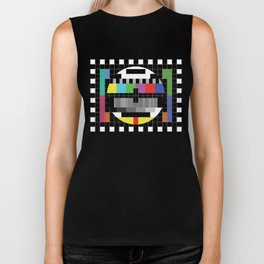 Mire - Testcard - Big Bang Theory Biker Tank