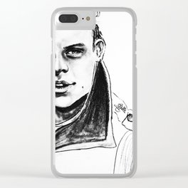 Dunkirk Clear iPhone Case