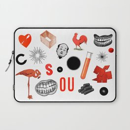 Archive Objects I Laptop Sleeve