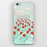 birthday iPhone & iPod Skins featuring birthday... by matzenbacher