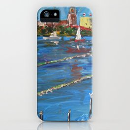 Expression Rīga, Latvia iPhone Case