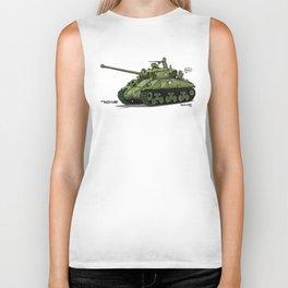 Dogs of War: Sherman Tank Biker Tank