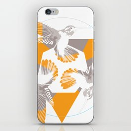 Humming Birds iPhone Skin