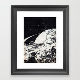 s l i n g s h o t  Framed Art Print