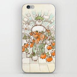 Salsacrifice! iPhone Skin