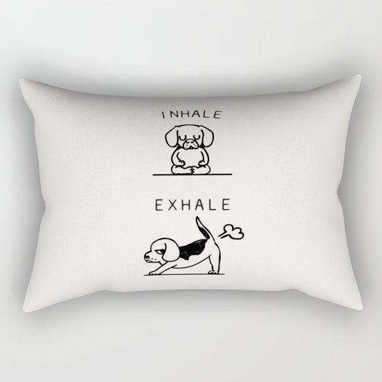 Inhale Exhale Beagle by huebucket