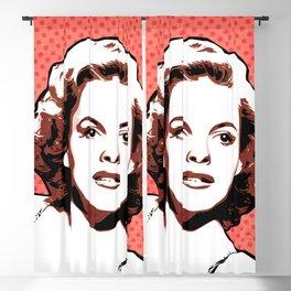 Judy Garland | Pop Art Blackout Curtain