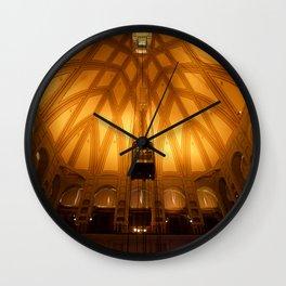 La Mole Antonelliana in Turin Wall Clock