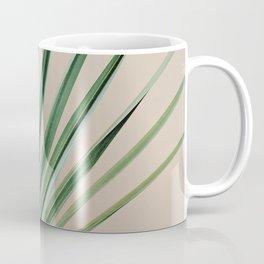 Peachy Palm with Stem Coffee Mug