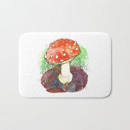 The Perfect Mushroom Bath Mat