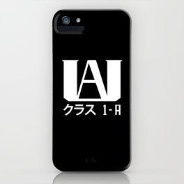 402f819e87deb Boku No Hero iPhone Cases   Society6