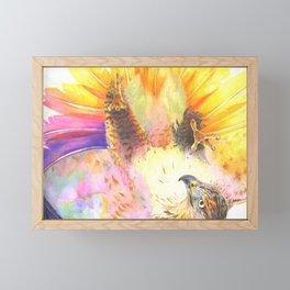Call Down the Hawk Framed Mini Art Print
