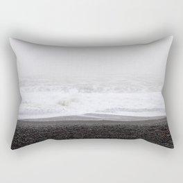 Along the Lost Coast Rectangular Pillow