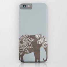 Brown Elephant iPhone 6 Slim Case