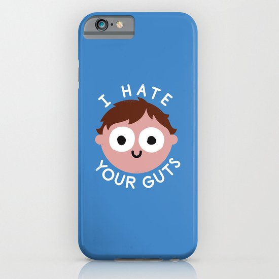 Grinsincerity iPhone & iPod Case