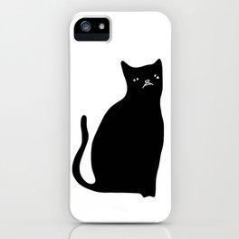 Mash the Cat iPhone Case