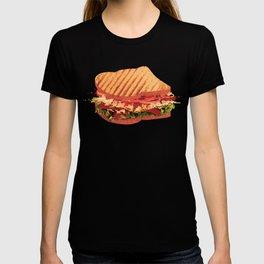 Photo filter sandwich T-shirt
