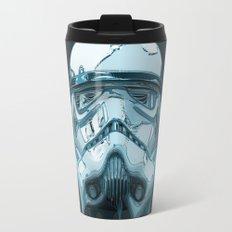Stormtrooper Melting Dark Travel Mug