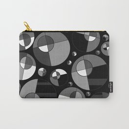 Bubble Grey 11 Carry-All Pouch