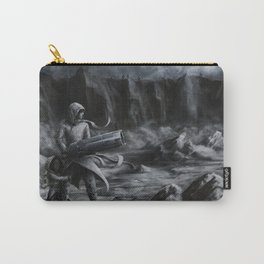 Sisters Against the World Carry-All Pouch