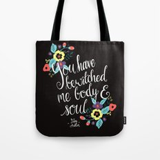 Bewitched Me Tote Bag