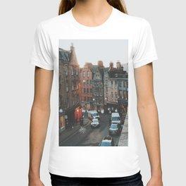 Golden Hour in Edinburgh T-shirt
