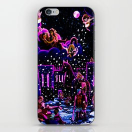 Make Love, Not the Trojan War iPhone Skin