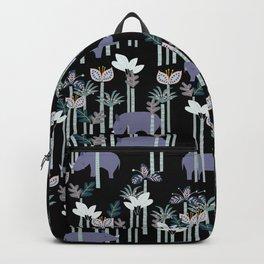 Rhino Jungle Backpack