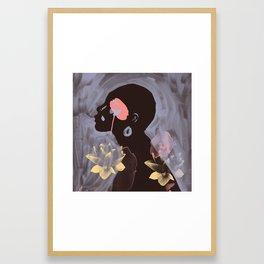 Lotus Dreamer 3 Framed Art Print