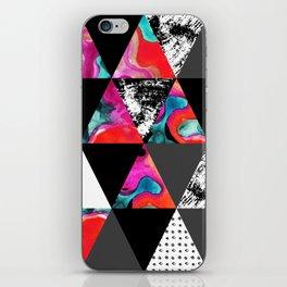 _TRI iPhone Skin