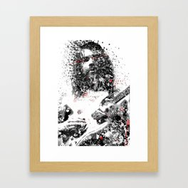 Simon Neil Framed Art Print