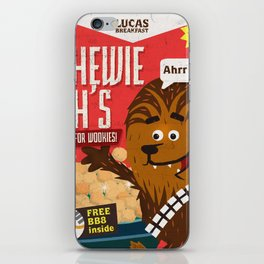 Chewy ohs iPhone Skin